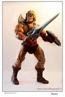 Warrior by Dean-Irvine