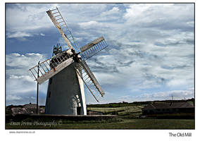 The Old Mill by Dean-Irvine