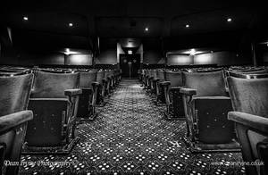 take your seat by Dean-Irvine