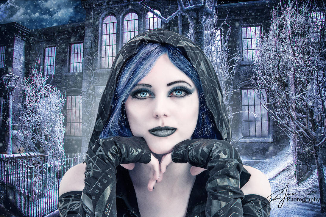 The Ice queen by Dean-Irvine