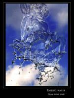 Falling water by Dean-Irvine