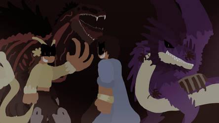 a Nightmare by Tyrannoraptorrex123