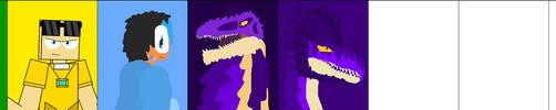 Color (Collab) by Tyrannoraptorrex123