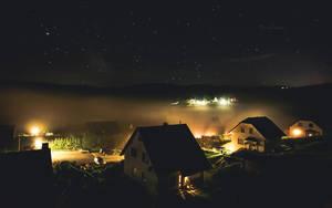 Starry Night by DannyRoozen