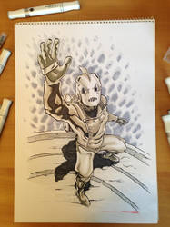 The Rocketeer by artofsw