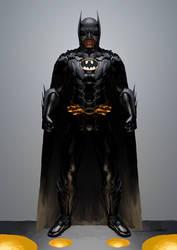 Batman Tech by artofsw