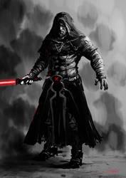 Dark Jedi Design by artofsw