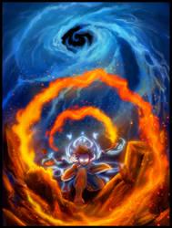 Avatar Korra by terriblenerd