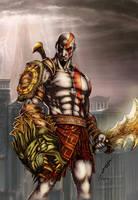 God of War by alexasrosa