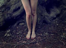 legs. by moumine