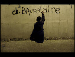 beaudelaire. by moumine