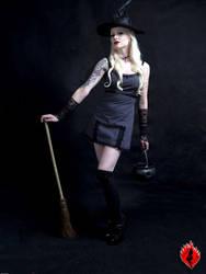 Witchey by redhotdevildoll666