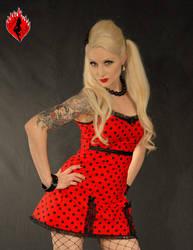 Red Hot Polkadot by redhotdevildoll666