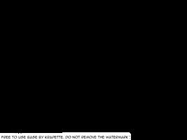Reference sheet feline [Free To Use] by krapette
