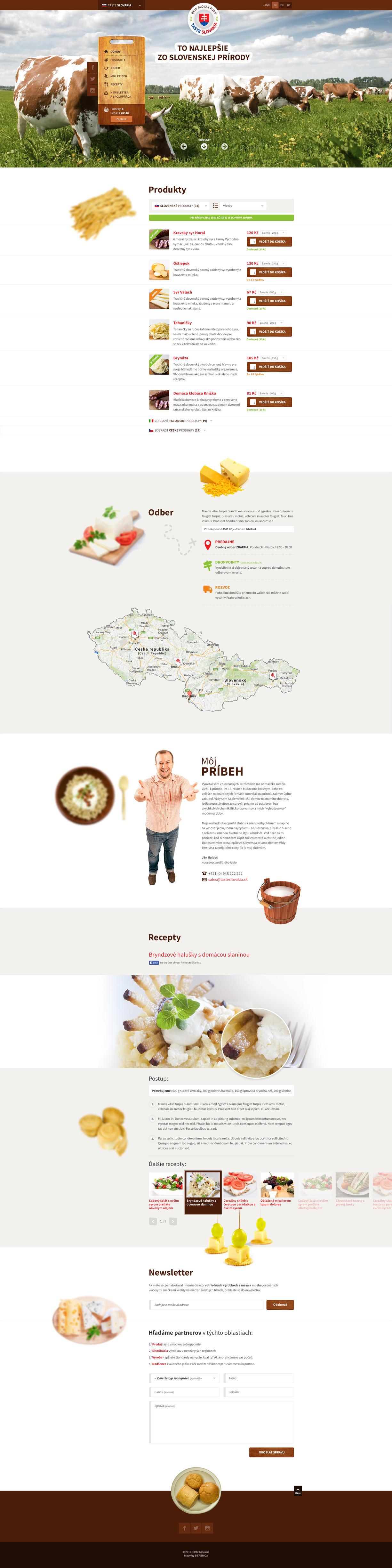 Taste Slovakia by jurajmolnar