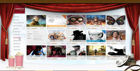 cinebox main page 1 by MRTKLC