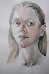 Self-portrait by Petoss