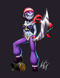Risky Boots by Digi-Ink-by-Marquis