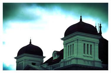 indonesia bank of yogyakarta by adegreden