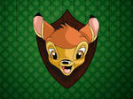 Disney in Real Life: 3. Bambi by MiaSidewinder