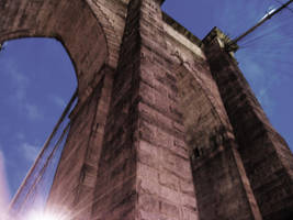 Bridge To Brooklyn by echoofformless