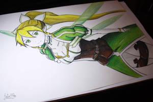 [Sword Art Online] Lyfa by Julie7770