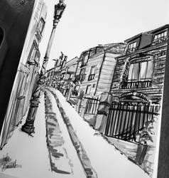 Street of Paris by Julie7770