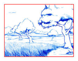 Green Land by Kaliptus