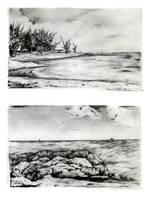 Lucaya Beach and Island Seas by Kaliptus