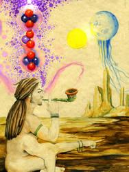 Fever Shaman by Kaliptus
