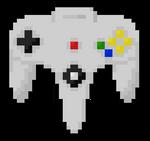 Nintendo 64 (N64) Controller by Shaddow24