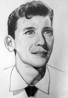 Frank Sinatra by Miltage
