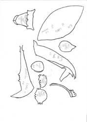 Lentle plush pattern :D by Vivigirl13