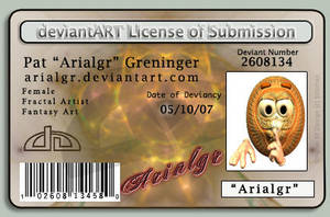 Deviant ID 2608134-1 by Arialgr