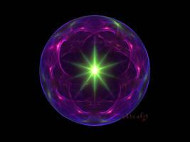 Earth Star Dragon by Arialgr