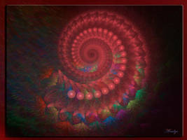 Electric Spiral by Arialgr