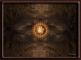 Sunflower JuliaN by Arialgr