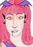 Neo Queen Beryl by Loreolei