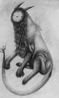 Creature by IrinaAsphodel