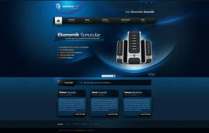 Sunucunet Web Interface by yeakca