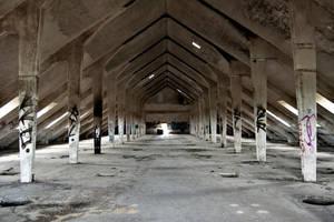 grain silos - the attic by drangnel