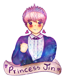 Princess Jin by sweet-mayu