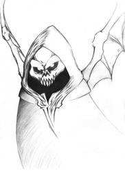 The Angel of Death by GtGW