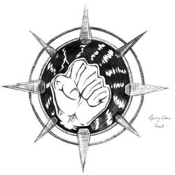 Tattoo - Strength by GtGW