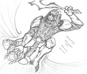 Fan Art: Caliga'Err by GtGW