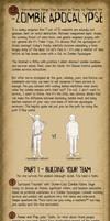 Zombie Apocalypse - Part 1 by mirovia