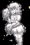 Cheerleader Samnite by NasuOkaa-san