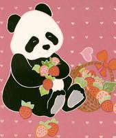 Panda by FisherStickyShocker