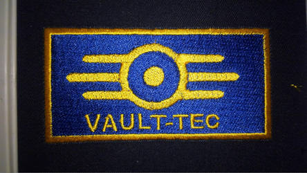 Fallout Vault-Tec by lokiie1984