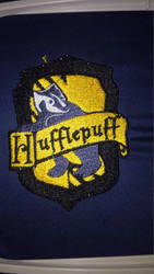Harry Potter Hufflepuff Patch by lokiie1984